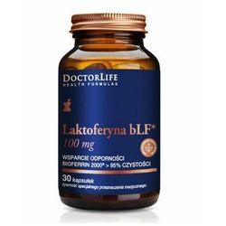 Doctor Life, Laktoferyna bLF, 30 kaps