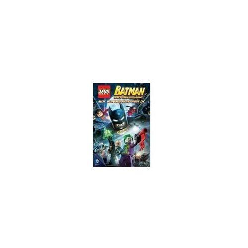Filmy animowane, Film GALAPAGOS Lego Batman - film pełnometrażowy LEGO Batman: The Movie - DC Super Heroes Unite