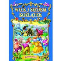 Książki dla dzieci, Czytamy razem. Wilk i siedem koźlątek (opr. broszurowa)