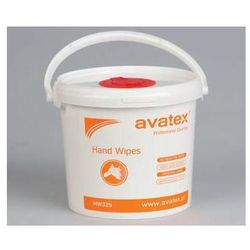 AVATEX Hand Wipes - ściereczki nasączone do rąk
