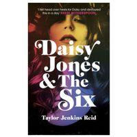 Książki do nauki języka, Reid, T: Daisy Jones and The Six (opr. miękka)