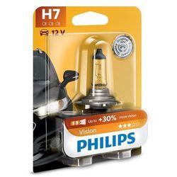 Żarówka samochodowa Philips VISION 12972PRB1 H7 PX26d/55W/12V