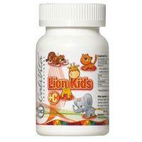 Witaminy i minerały, Lion Kids C 90 tabletek Calivita - Witamina C dla dzieci