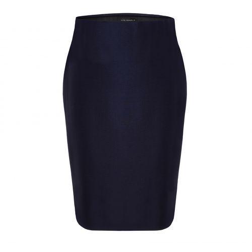 Spódnice, Spódnica (Kolor: granat, Rozmiar: 46)
