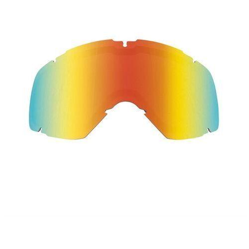 Kaski i gogle, gogle snowboardowe TSG - replacement lens goggle expect mini red chrome (505)
