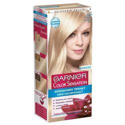 Krem koloryzujący Garnier Color Sensation 113 Jedwabisty beżowy superjasny blond