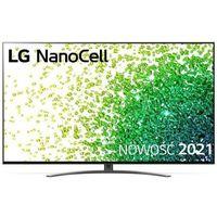 Telewizory LED, TV LED LG 50NANO863
