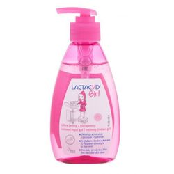 Lactacyd Girl Ultra Mild kosmetyki do higieny intymnej 200 ml dla kobiet