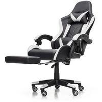 Fotele dla graczy, Fotel gamingowy NORDHOLD - FENRIR - biały