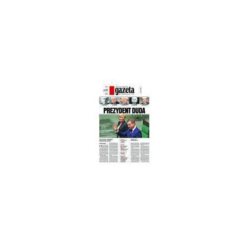 E-booki, Gazeta Wyborcza - Szczecin 183/2015