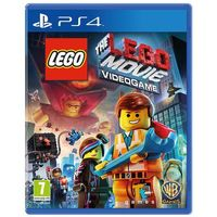 Gry na PlayStation 4, LEGO Movie The Videogame (PS4)