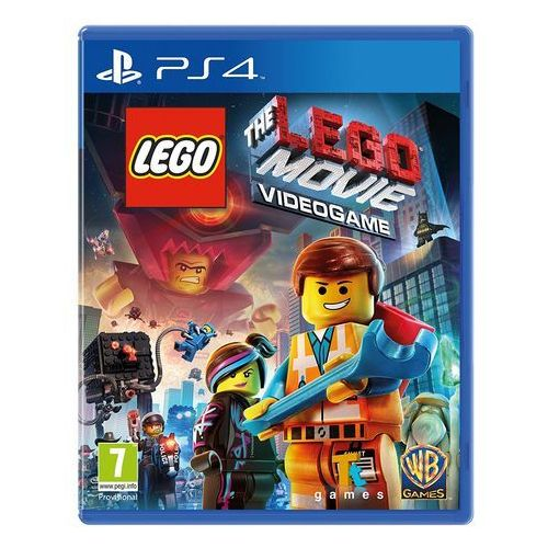 Gry PS4, LEGO Movie The Videogame (PS4)