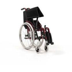 Wózek inwalidzki ze stopów lekkich V200 GO Vermeiren