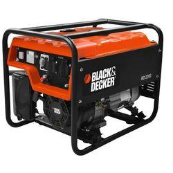 Black+Decker agregat prądotwórczy BD 2200 - BEZPŁATNY ODBIÓR: WROCŁAW!