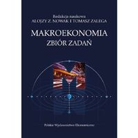 Biblioteka biznesu, Makroekonomia. zbiór zadań - praca zbiorowa (opr. broszurowa)