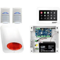 Alarm System Ropam NeoGSM-IP 2x Bosch TPR-4WS Sygnalizator Powiadomienie GSM