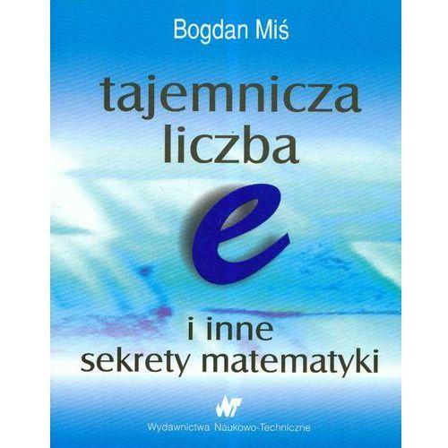 Matematyka, Tajemnicza liczba i inne sekrety matematyki (opr. miękka)