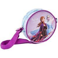 Torebki dziecięce, Okrągła torebka na ramię Frozen 2