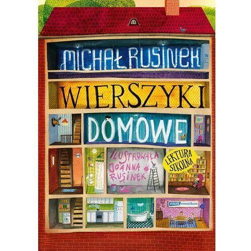 Książki dla dzieci, Wierszyki domowe. sześć i pół tuzinka wierszyków rusinka (opr. twarda)