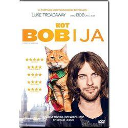 Kot Bob i ja (DVD)