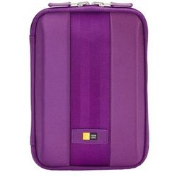 """Uniwersalne etui typu utwardzanego na tablet 7"""" - purpurowy"""