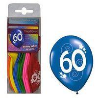 Balony, Balony z nadrukiem 60 - 30 cm - 12 szt.