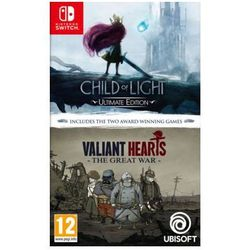 Child of Light + Valiant Hearts:The Great War