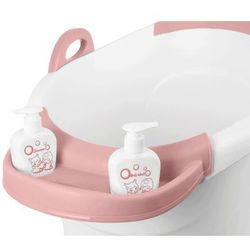 Różowa wanienka do kąpieli wiaderko 55 x 44 cm KINDERSAFE 6722 - Różowy Wanienki 6722 (-8%)