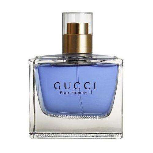 Testery zapachów dla mężczyzn, Gucci pour Homme II, Woda toaletowa – Tester, 100ml