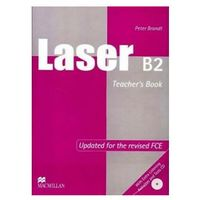 Książki do nauki języka, Laser B2 FCE Teacher's Book & Test CD International