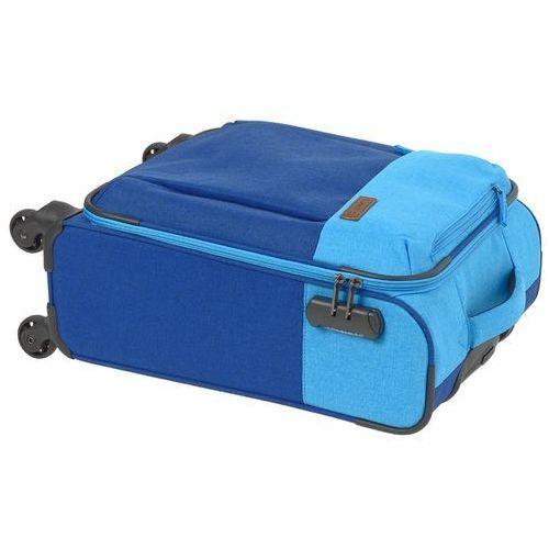 Torby i walizki, Travelite Neopak zestaw walizek / komplet / walizki na 4 kółkach / niebieski - niebieski