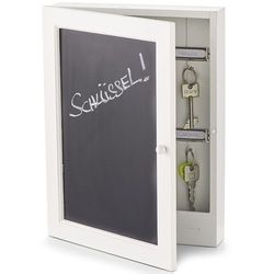 Szafka na klucze, tablica do pisania BLACKBOARD, 22x5x30 cm, ZEELER