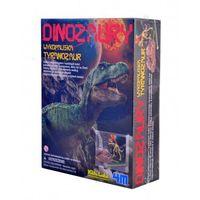 Pozostałe zabawki, 4m Wykopaliska Tyranozaur T-Rex