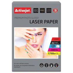 Papier fotograficzny błyszczący AP4-200G100L - A4 - 200g - 100szt.