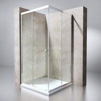 Kabiny prysznicowe, Liniger (C604-6653C/R16)