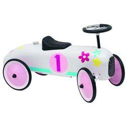 Pojazd dla dzieci w kwiatki, Susibelle