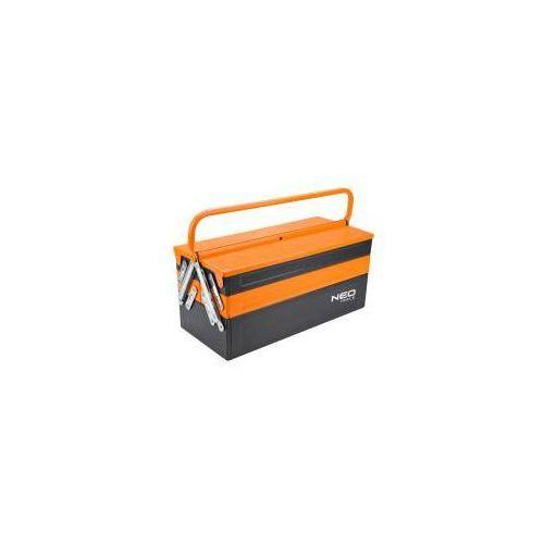 Skrzynki i walizki do majsterkowania, NEO Tools 84-101