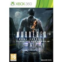 Gry Xbox 360, Murdered: Soul Suspect (Xbox 360)