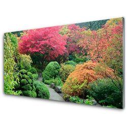 Panel Kuchenny Ogród Kwiat Drzewo Natura