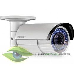 TRENDnet Kamera IP zewnętrzna TV-IP340PI 2MPX FHD PoE tryb nocny czujnik ruchu zoom cyfrowy 4X