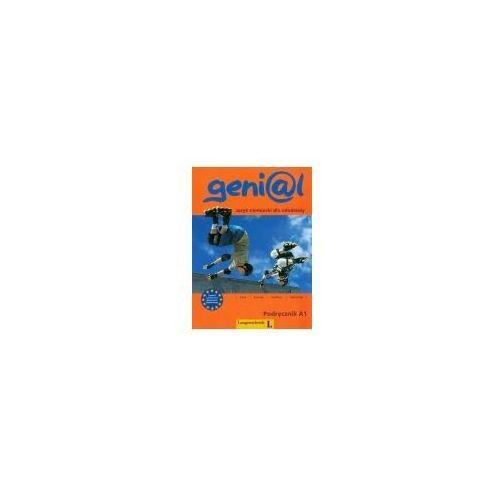 Książki do nauki języka, Genial A1 Podręcznik (opr. miękka)