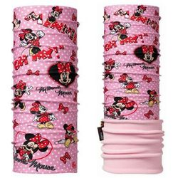 Komin Polar Buff Junior Disney LACES + Chusta Junior Buff Disney LACES - LACES \ Różu -50% (-50%)