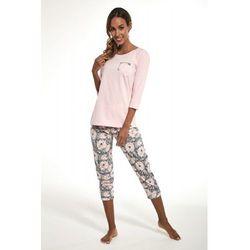 Piżama damska Cornette 602/223 Helen róż