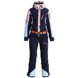 Roxy IMPRESSION Spodnie narciarskie mandarin orange/pop snow cryst