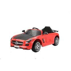 Hecht samochodzik dziecięcy - Mercedes Benz SLS AMG, czerwony promocja (-7%)