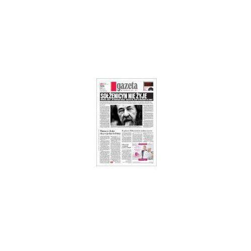 E-booki, Gazeta Wyborcza - Szczecin 181/2008