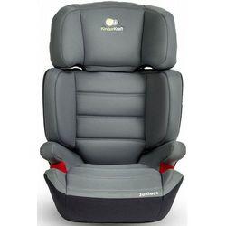 Fotelik samochodowy KINDERKRAFT Junior Plus Szary + Zamów z DOSTAWĄ JUTRO! + DARMOWY TRANSPORT!