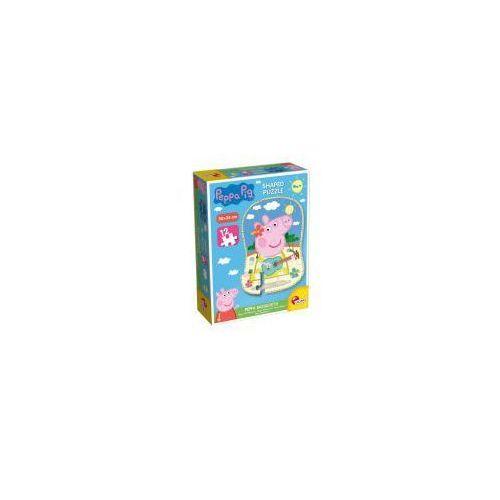 Puzzle, Puzzle Świnka Peppa Muzykantka 12