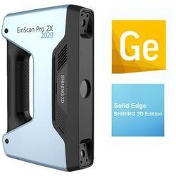 Zestaw do inżynierii odwrotnej RED Bundle EinScan PRO 2X 2020 / PRO HD
