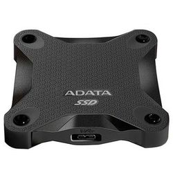 Dysk zewnętrzny ADATA SD600 512GB USB3.1 (ASD600-512GU31-CBK) Darmowy odbiór w 20 miastach!